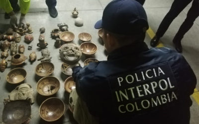 An INTERPOL, Europol and World Customs Organization joint investigation produces 101 arrests.