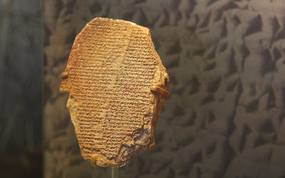 Prosecutors file a civil forfeiture complaint for the Gilgamesh Dream Tablet