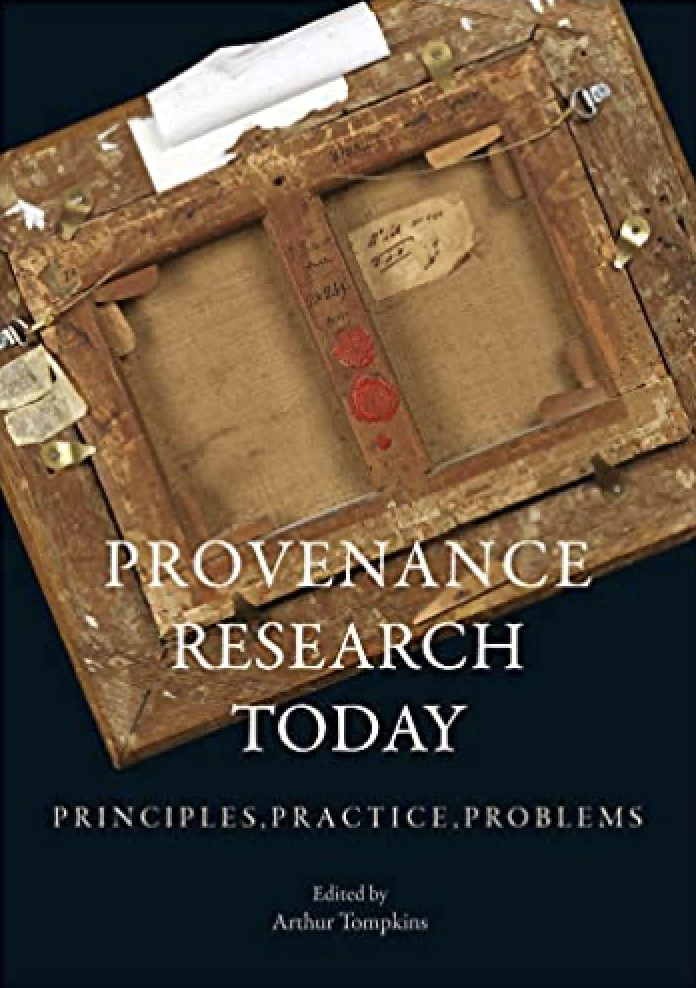 Provenance Research Today- Principles, Practice, Problems